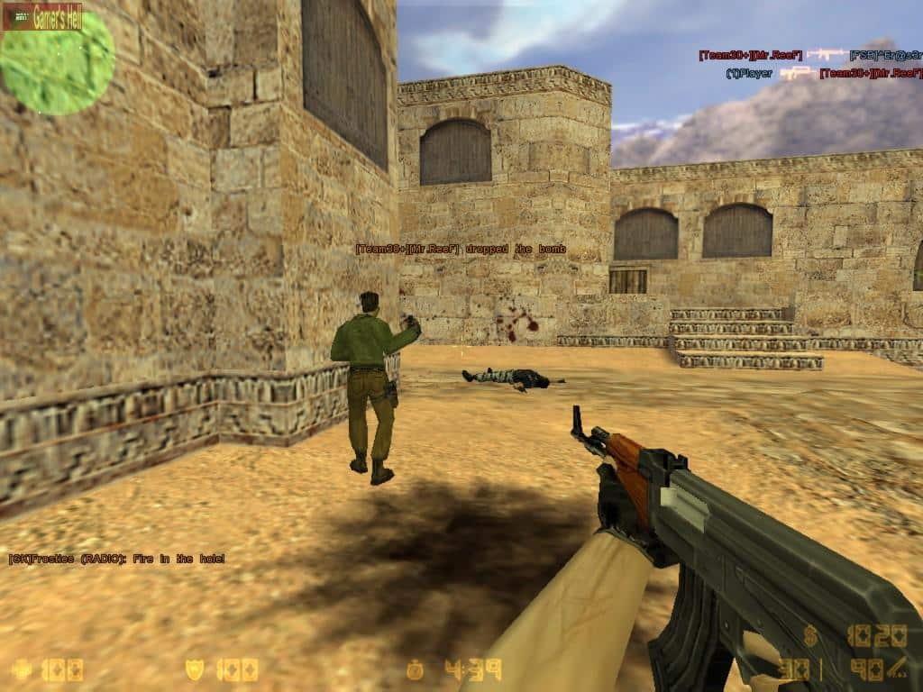 counter strike 1.6 no steam sur 01net