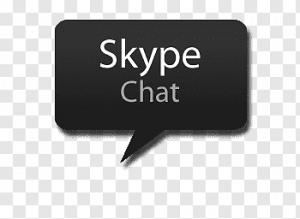 skype chat kambarys pokalbiu