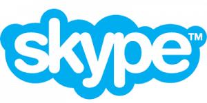 skype chat pokalbiai logo