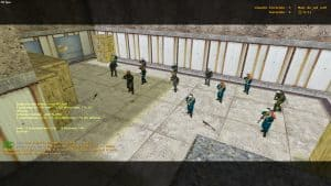 CT counter-strike 1.6 christmas